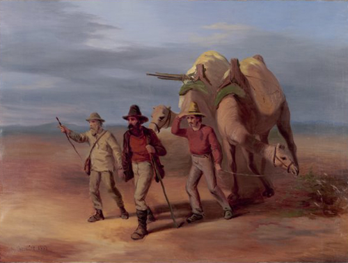 Burke & Wills Expedition